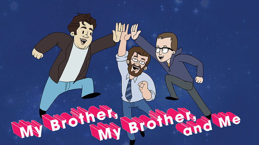 My Brother My Brother And Me Bridges The Podcast Tv