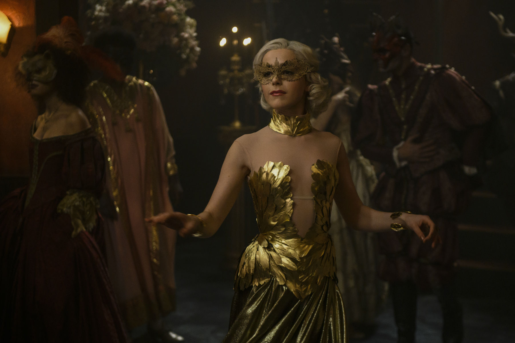 The Chilling Adventures Of Sabrina Part 2 Review The